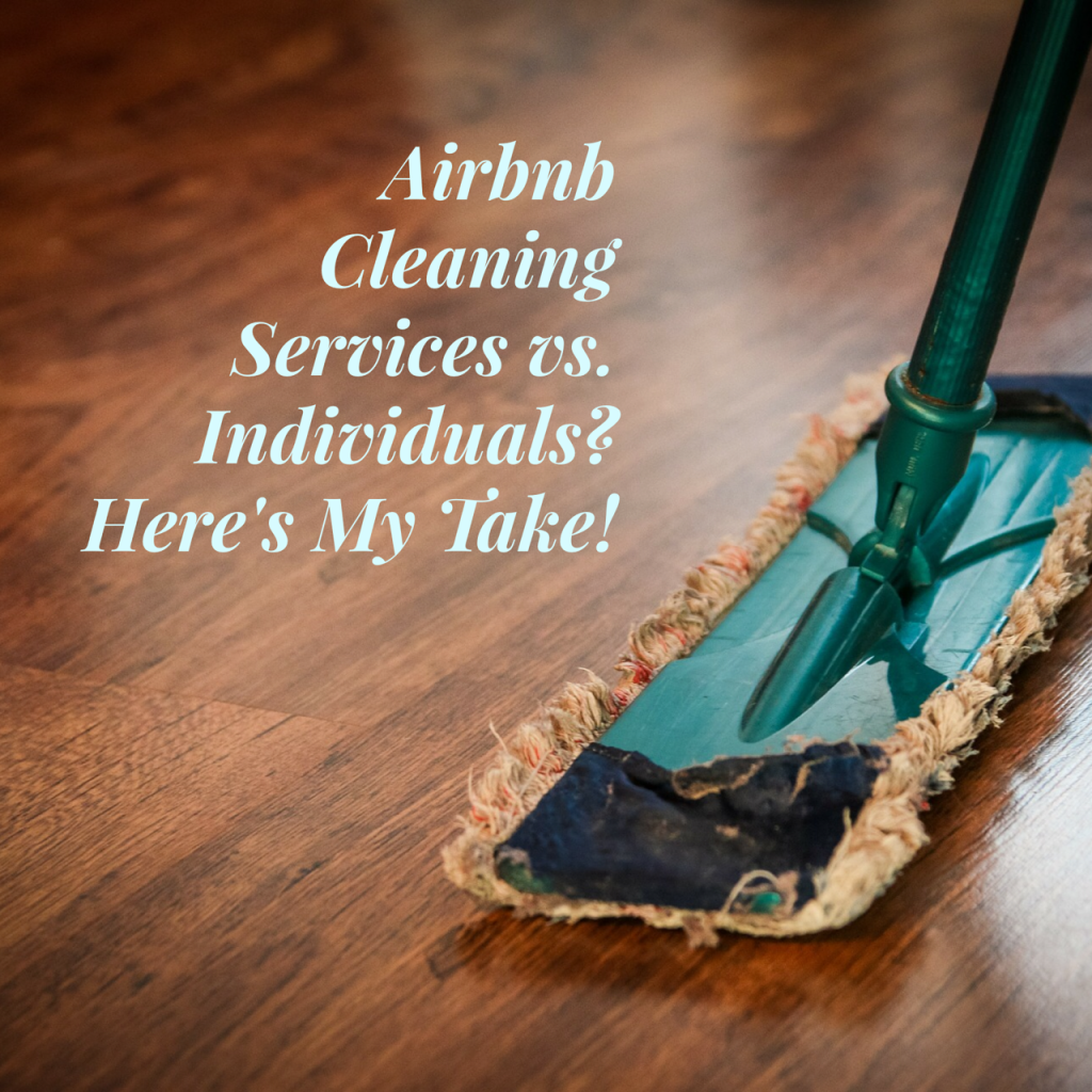 cleaners services and indivs