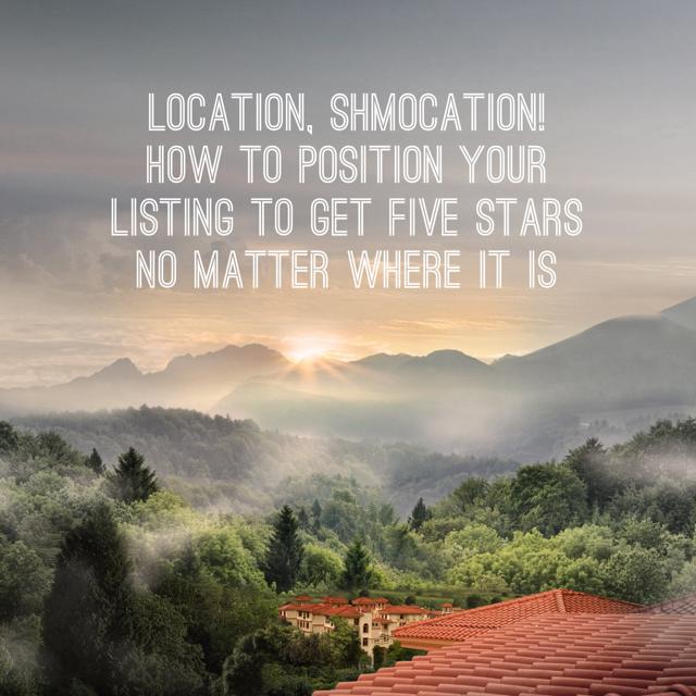 location airbnb post big