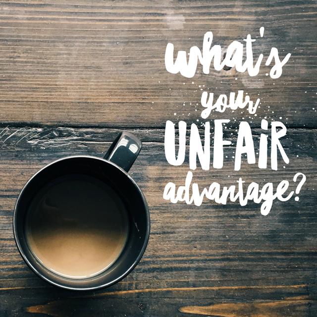 unfair advantage airbnb hosting